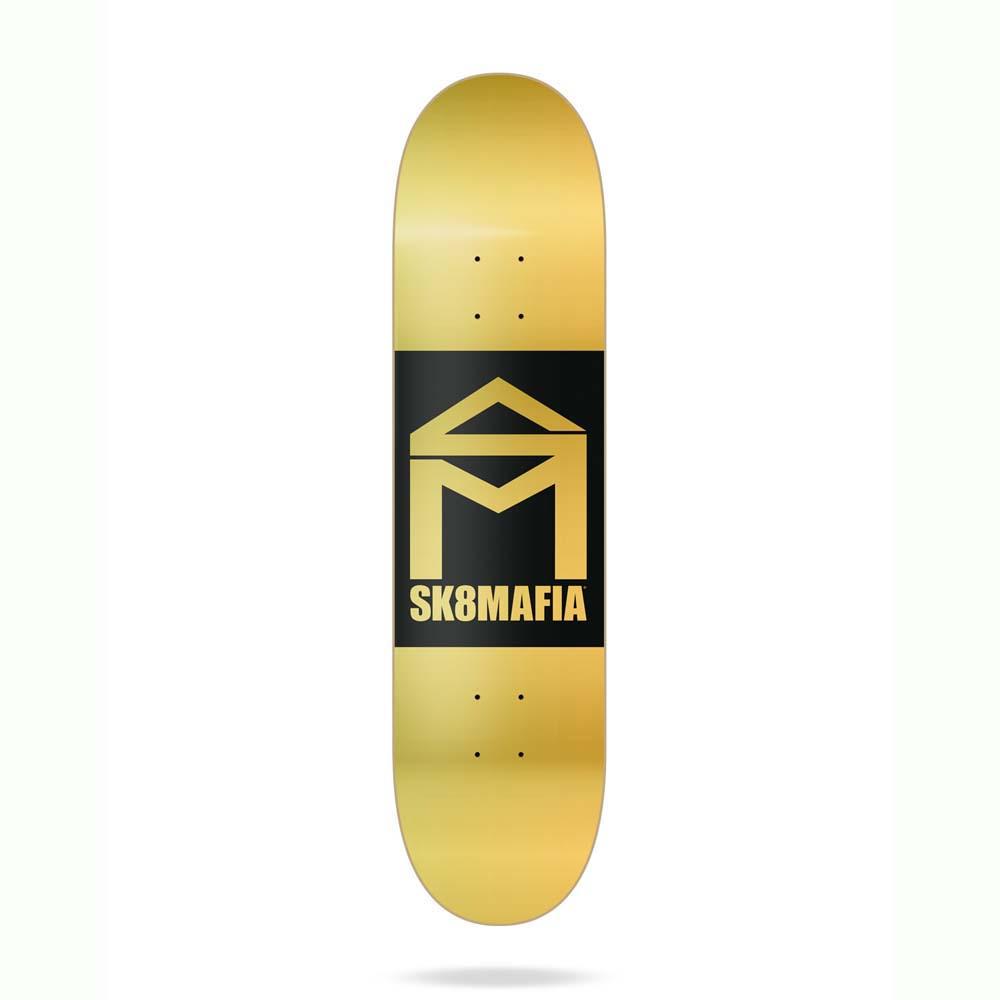 sk8mafia-house-logo-gold-double-dip-8-deck