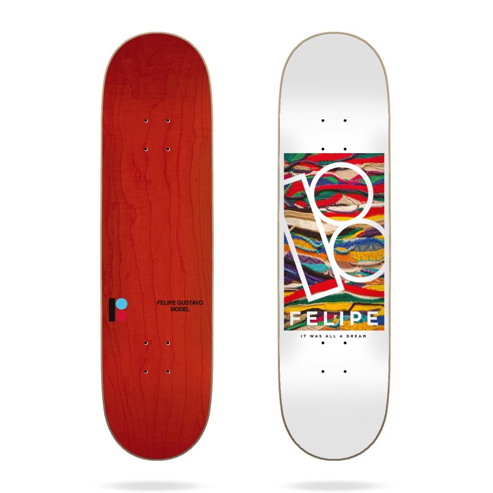 plan b felipe koogie 8.25 skateboard deck